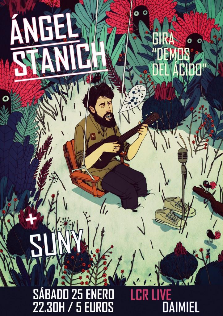 STANICH Y SUNY